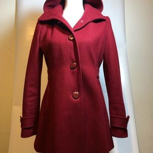 Kenneth Cole Pea Coat size 4